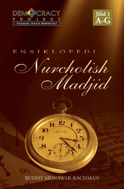 Ensiklopedi Nurcholish Madjid Jilid 1, 2, 3 dan 4 PDF Download
