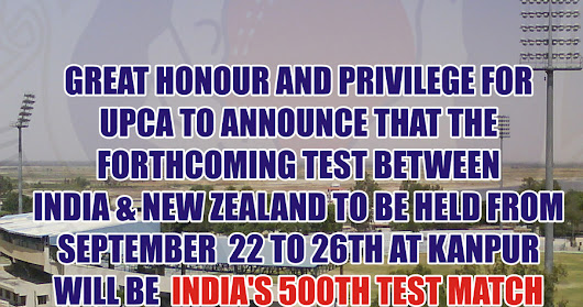 500th Test Match: A Landmark for India