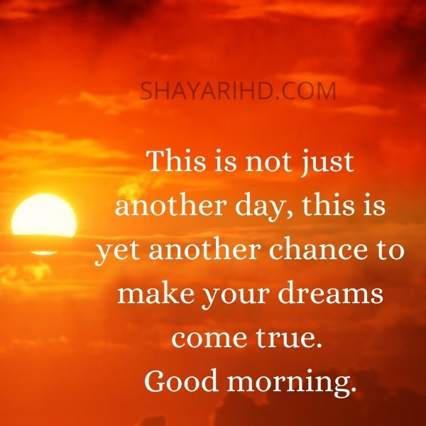 Good Morning Quotes With Images | Good Morning Quotes of life | Good morning Quotes for love