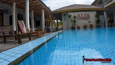 Kolam Mandi Alia Resort