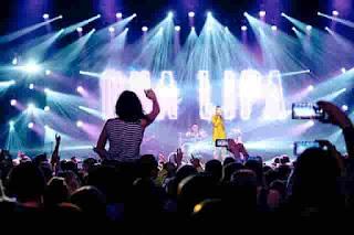 Live concert image
