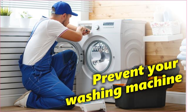 5 tips to prevent your washing machine from damage