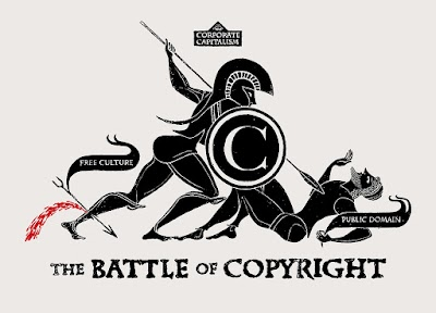 التعدي على حقوق النشر