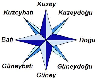 الإتجاهات والأشكال في اللغة التركية