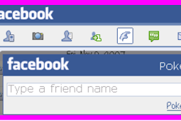 Facebook Pokes What Do they Mean