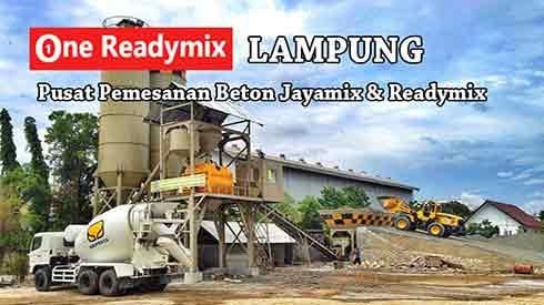Harga Jayamix Lampung, Jual Jayamix Lampung, Beton Cor Jayamix Lampung, Alamat Jayamix di Lampung, Tempat beli Jayamix di Lampung