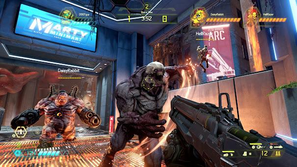 Doom Eternal Review, gameplay