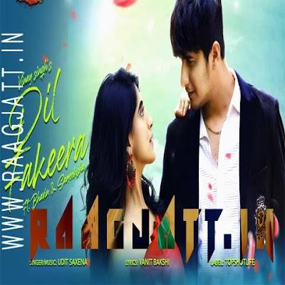 Dil Fakeera by Udit Saxena lyrics