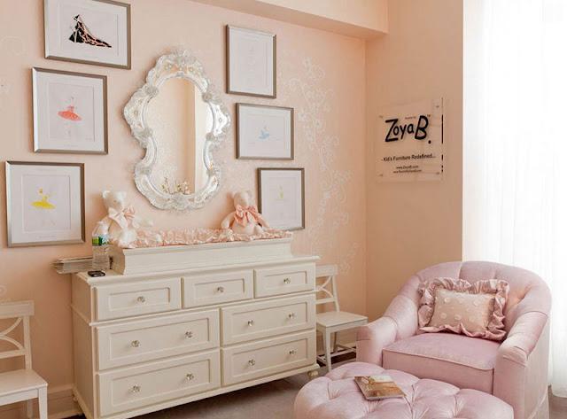 Bebek odası dekorasyonu 2