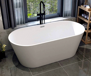 Contemporary-Stand-Alone-Bathtubs