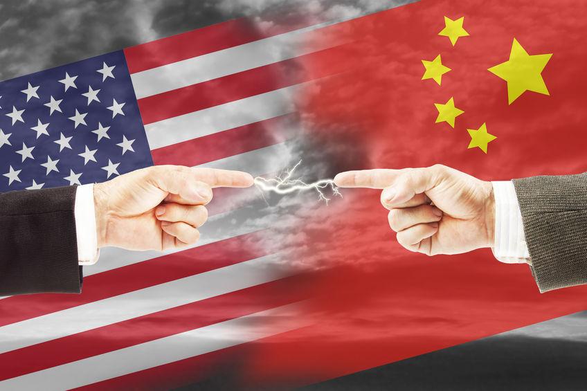 EEUU y China se enfrentan en medio de la pandemia / WEB