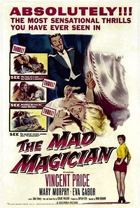 Watch The Mad Magician Online Free in HD