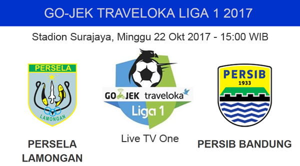 Persela vs Persib