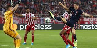 مشاهدة مباراة بايرن ميونخ واولمبياكوس بث مباشر اليوم 6-11-2019 في دوري ابطال اوروبا