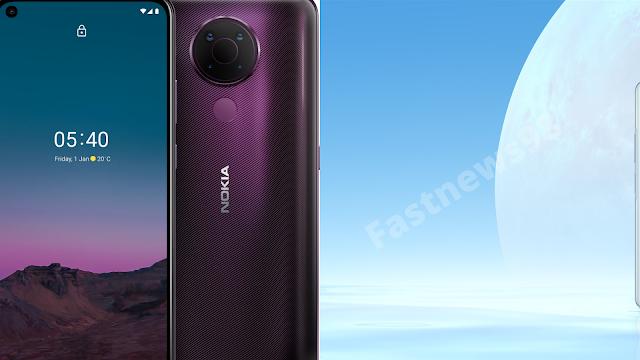 Nokia 5.4 best camera smartphones