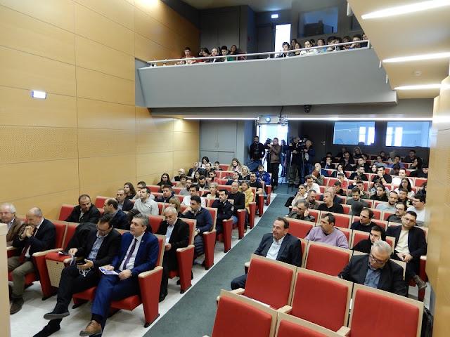 Άρτα: Με Επιτυχία Διοργανώθηκε Το 1ο Συνέδριο Για Την «'Έξυπνη Άρτα»