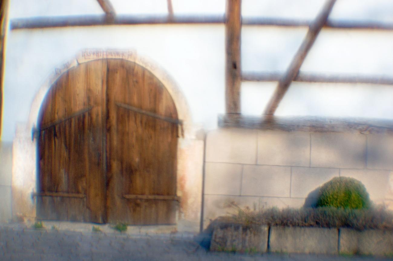 """Bilder mit dem Kollimator-Selbstbau-Objektiv #10 — Wer es nicht """"scharf"""" mag, es gibt auch etwas """"ohne Scharf"""" im Angebot"""