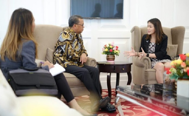 New Zealand Explores Collaboration with Sulsel in the Field of Animal Husbandry and Tourism