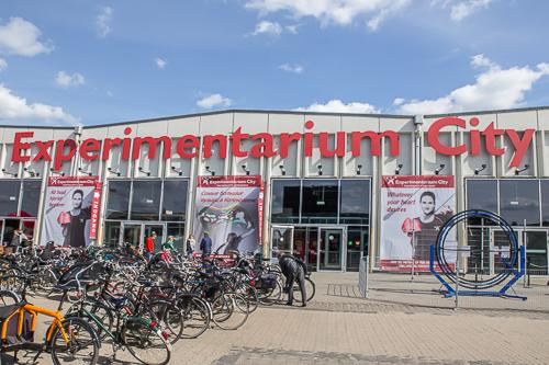Amalie loves Denmark - Experimentarium City Copenhagen, Papirøen