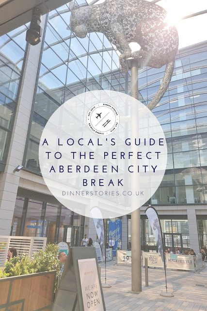 PIN: A Local's Guide to the Perfect Aberdeen City Break