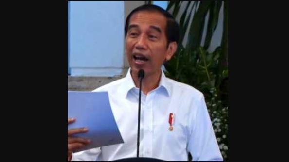 Tembus 174 Ribu, Jokowi Sebut Kasus Corona Masih Terkendali