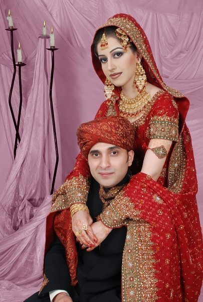 Beautiful Wedding Girl Wallpaper Beautiful Pakistani Bridal Couples Wedding Dresses 4u Hd