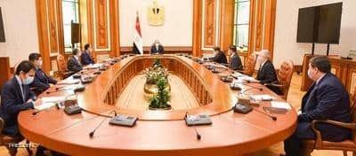 السيسي  يشيد بالعلاقات التاريخية بين مصر وروسيا