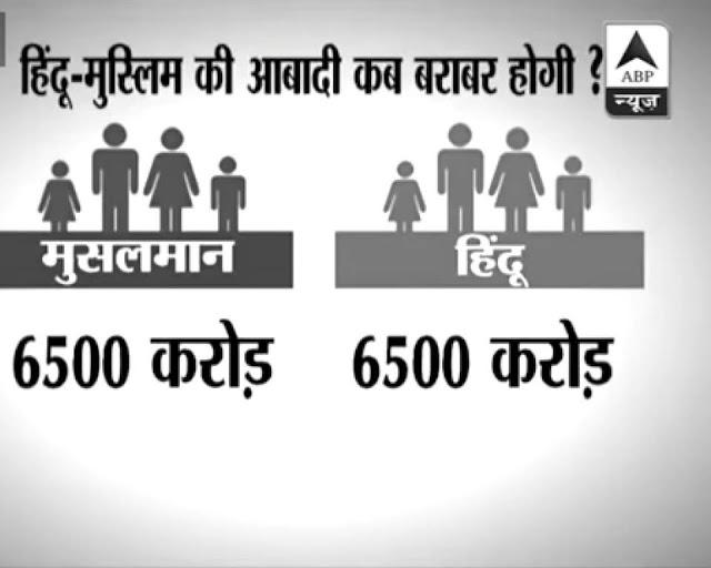 """चार बीवी चालीस बच्चे : नोटबंदी की तरह सफल होगी """"संभोगबंदी"""""""
