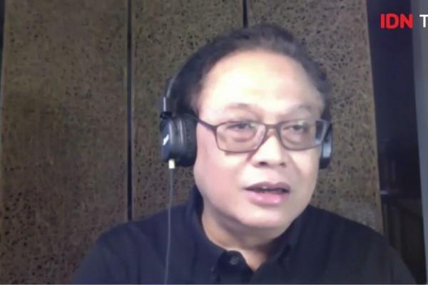 dr Pandu Riono Sebut Satgas Covid Jadi Tameng Jokowi yang Gagal Atasi Pandemi