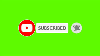 Green Screen Subscribe Bell Intro