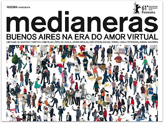 Capa do Filme Medianeras - Buenos Aires na Era do Amor Virtual