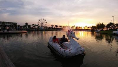 Tempat Wisata Malam di Surabaya Yang Keren