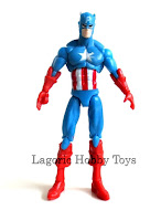 Marvel Action MS Captain America k2
