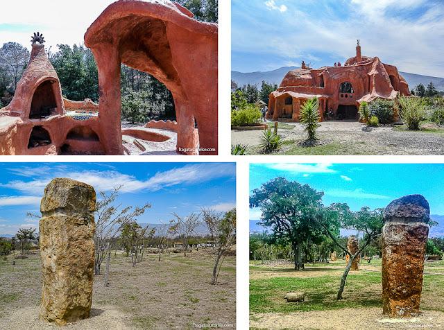 Atrações de Villa de Leyva: Casa Terracota e El Infiernito