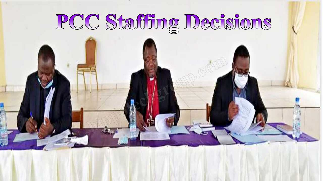 PCC Staffing Decisions 2021 (Appointments, Transfers and Postings) PDF Download