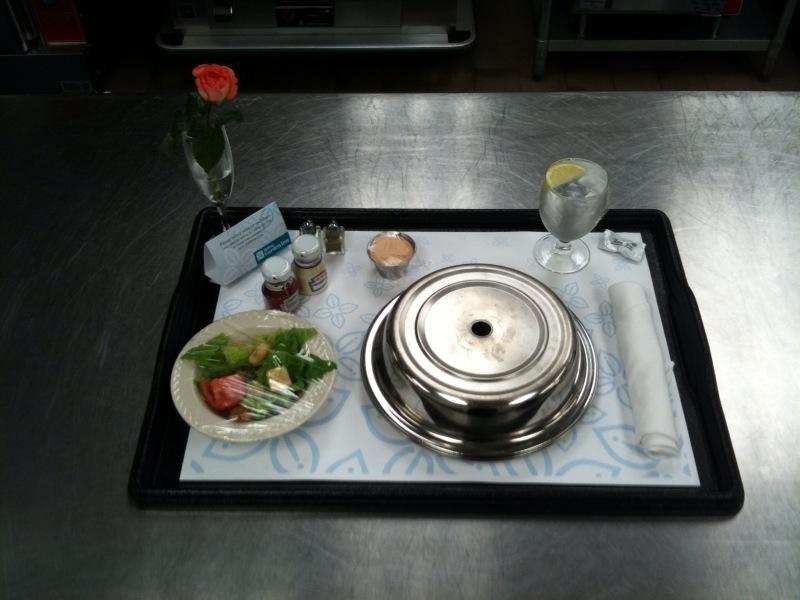 Room Service: Room Service!!!: Setup Trolley & Tray Room Service