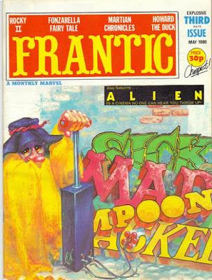Frantic #3