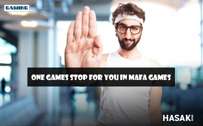 One Games Stop for You in Mafa Games