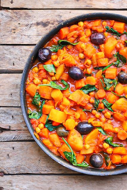 tajine carotte