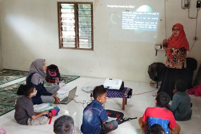 Program KKN STMIK AUB Surakarta, Siap Hadapi Era Digitalisasi Dan Pandemi Covid-19