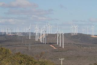 Nordeste da Bahia terá complexo eólico com R$ 1,3 bilhão em investimentos