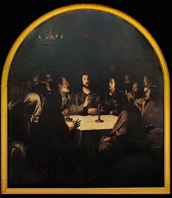 La Última Cena - Murillo - 1650 Iglesia de Santa María la Blanca - Sevilla