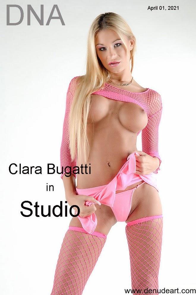 [DeNudeArt] Clara Bugatti - Studio 1622189952_clara