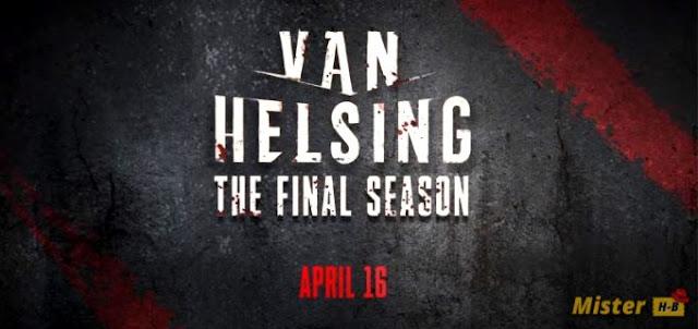 Van Helsing Season 5 Final Season