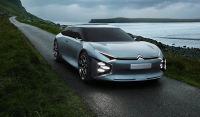 Spaziosa tecnologica Citroën CXperience