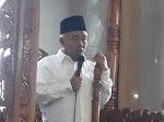 Khotbah Idul Fitri, Kiai Asep:  Melarang Umat   Hidupkan Masjid,  Akan  Dihinakan Allah di Dunia