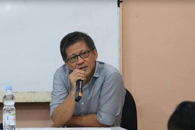 Rocky Gerung: Bagi Presiden, Masa Depan Solo dan Medan Lebih Penting Dibanding Indonesia