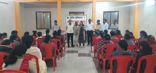 छात्राओं एवं महिलाओं को निःशुल्क लर्निंग लायसेंस बनाकर प्रदान किए | Chhatrao evam mahilao ko nishulk learning license banakar pradan kiye