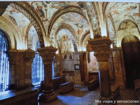 Panteón de los Reyes, Basílica de San Isidoro, León