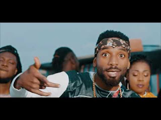 Video dj nana - wine for me Ft Kayswitch, Magnito, Brown shuga